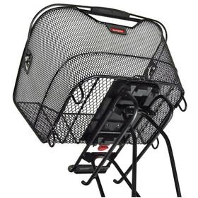 KlickFix Citymax Porte-bagages pour panier, black